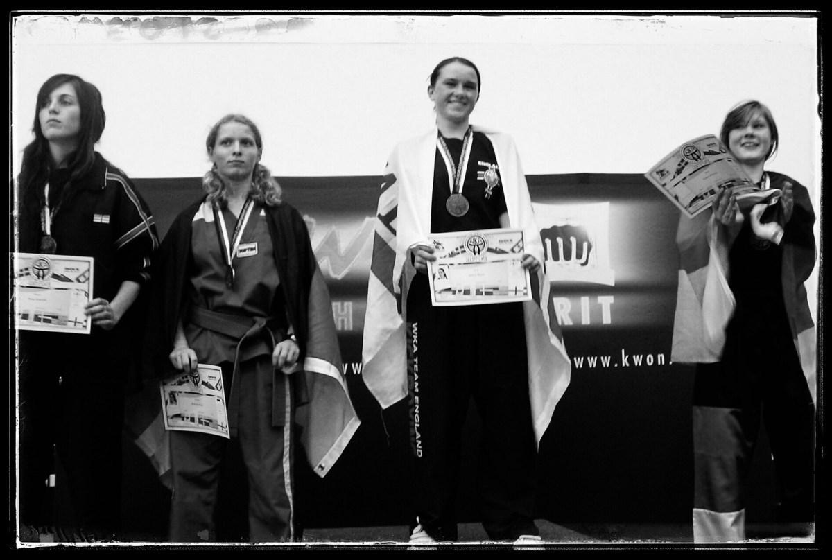 Fu Jau Kickboxing & Martial Arts Academy in Slough Berkshire Create World Champions 20+