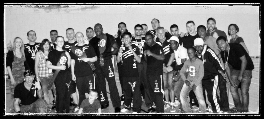 ISKA Champions Fu Jau Kickboxing & Martial Arts Academy in Slough Berkshire