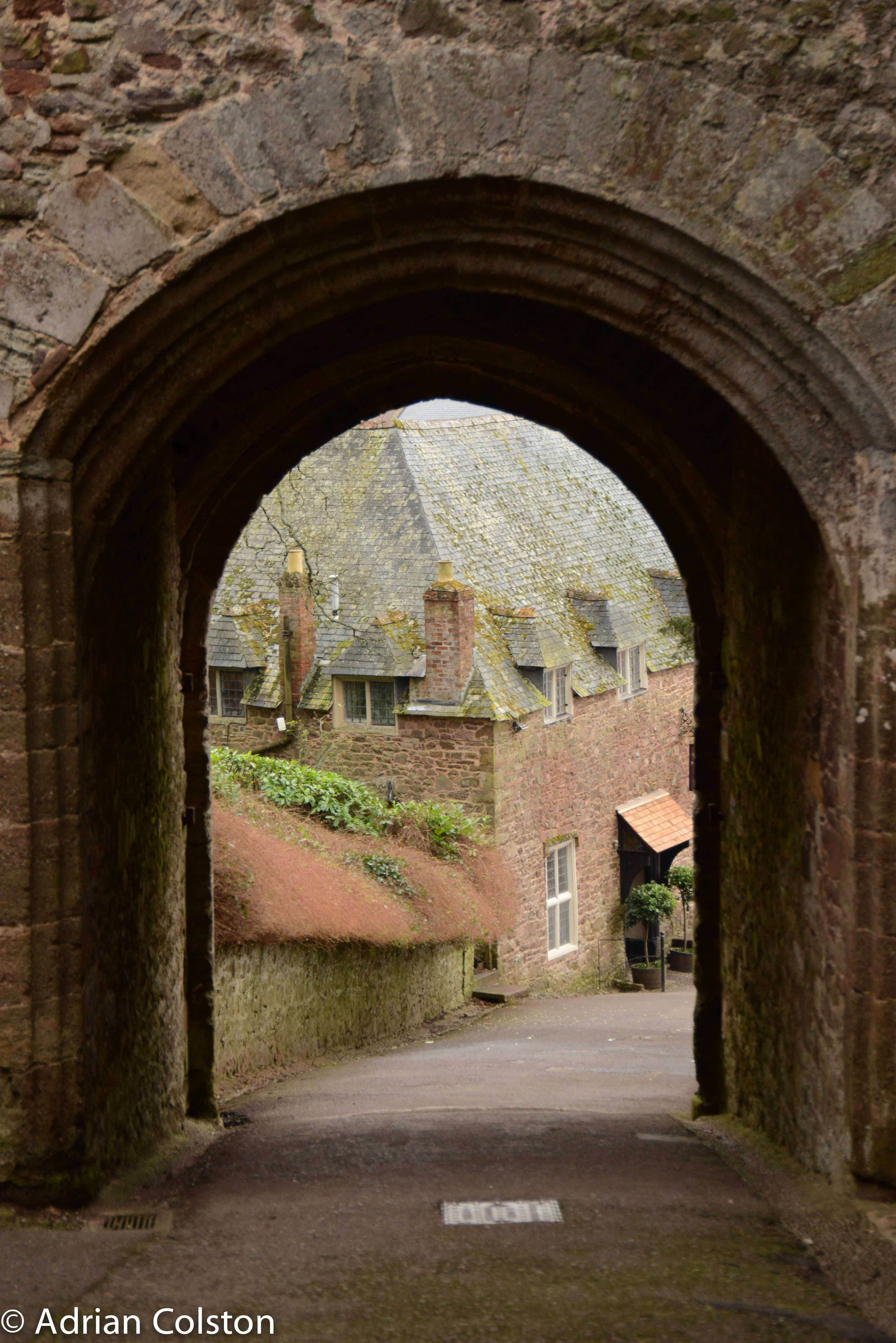 Dunster Castle What A Treat A Dartmoor Blog
