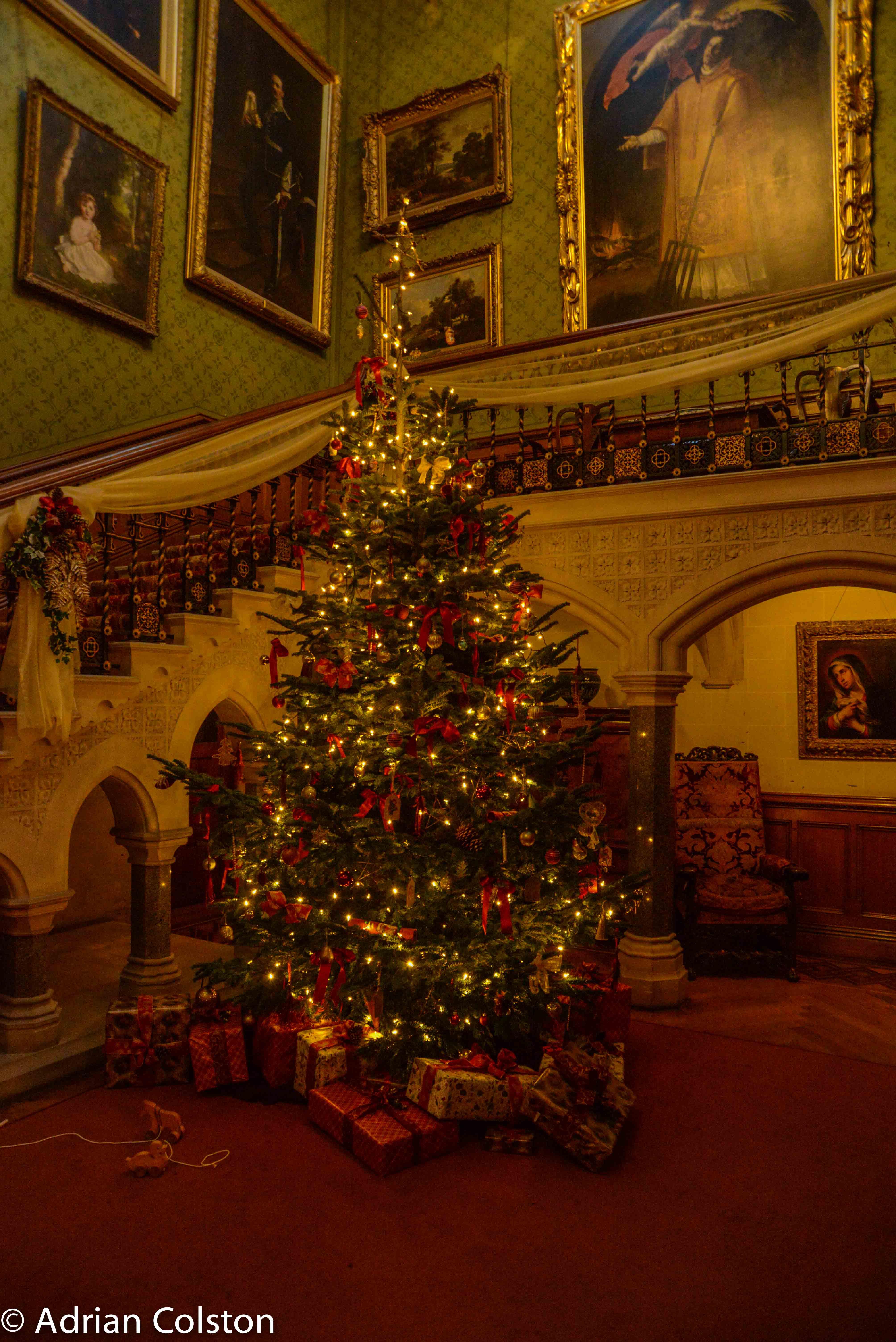A Very Tyntesfield Christmas A Dartmoor Blog