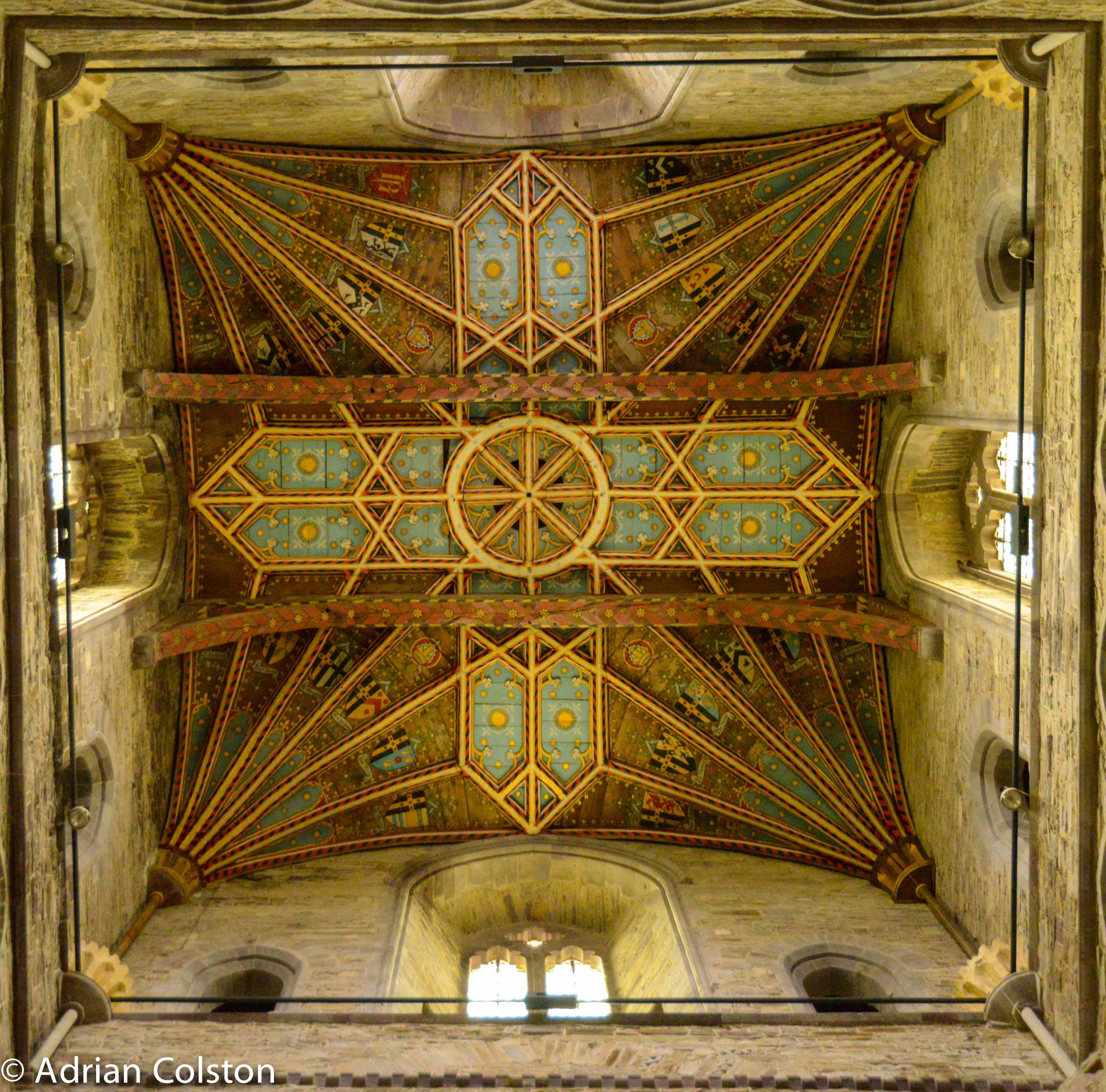 St David S Cathedral A Dartmoor Blog