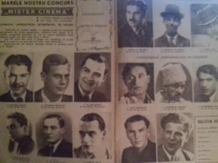 Concurs Mister Cinema