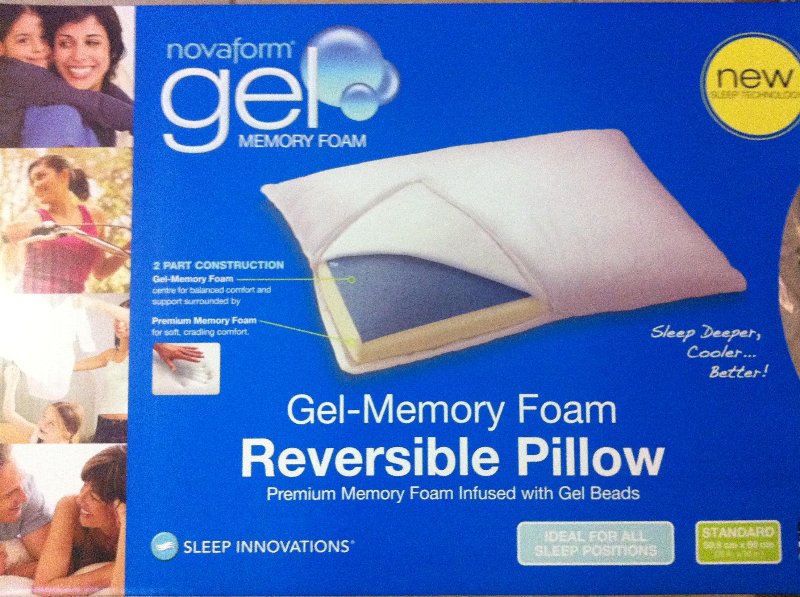 sleep innovations contour pillow costco