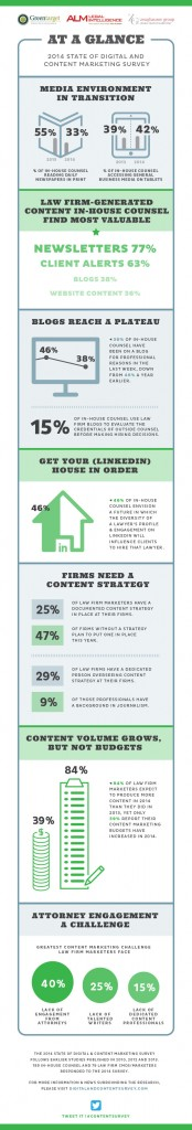 2014 State of Digital Infographic