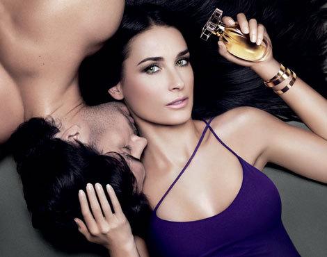 demi-moore-Helena Rubinstein - Perfume Wanted