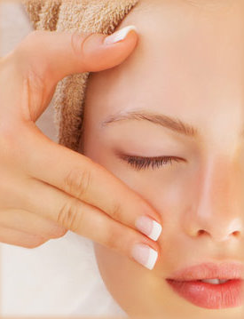 massagem anti rugas