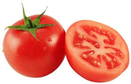 tomate-máscara-facial