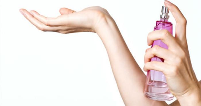 Quais são As Melhores Partes do Corpo para Aplicar Perfume