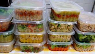 Como congelar refeições prontas