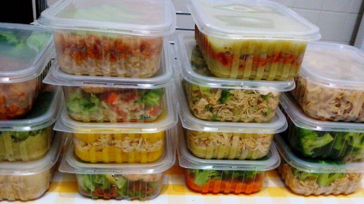 10 dicas de Congelamento de refeições diárias
