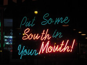 South in Your Mouth