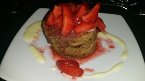 Buckwheat stack cake