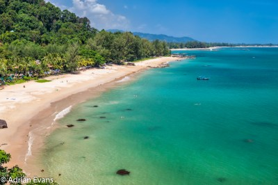 Khao lak has made an amazing recovery from the 2004 tsunami and the endless beaches are as lovely and as beautiful as ever. Thailand