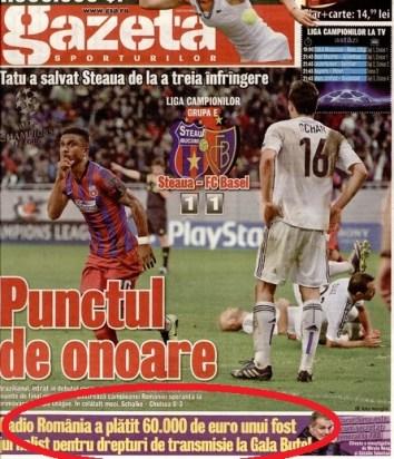 GazetaSporturilor