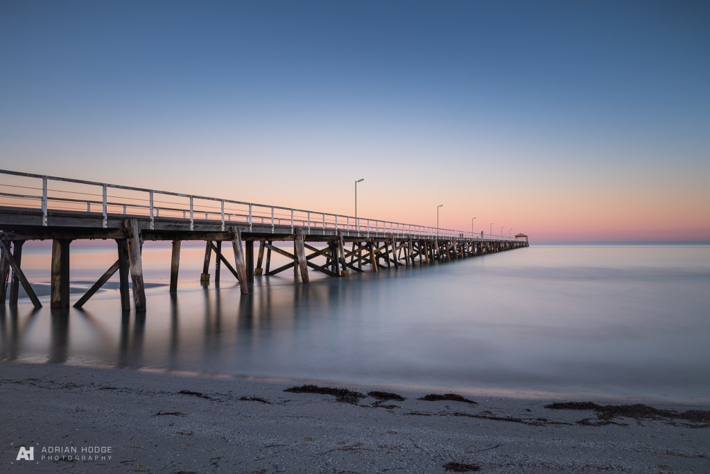 Semaphore Jetty Sunrise