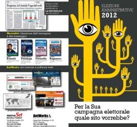 campagna comunicazione elezioni amministrative 2012 genova