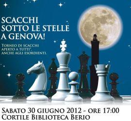 torneo scacchi beriocafe genova