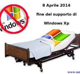 Fine supporto Windows Xp