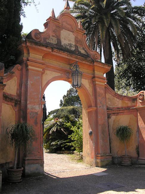 Ventimiglia (IM), Giardini Hanbury