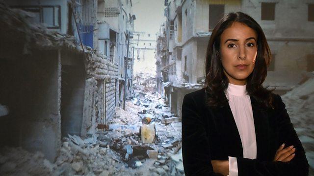 BBC Panorama - Syrias Chemical War