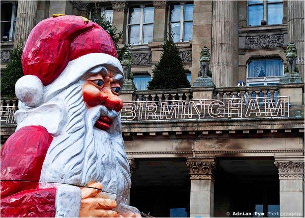 Ho! Ho! Ho! Birmingham