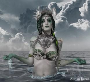 Fotografía Diosa del Mar