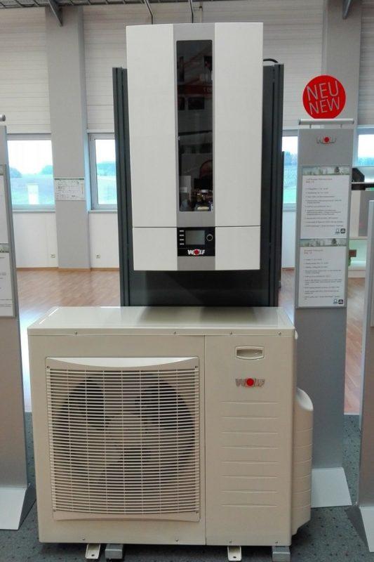 Review despre pompa de caldura Wolf BWL 1 SB 7 KW