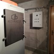 Automatizare centrala termica pe lemne Viessmann Vitoligno 100 S