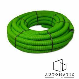 Tub distributie aer, anti-static anti-microbian DN75, rola 50 m