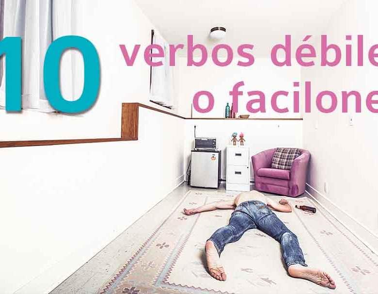 10 verbos comodines