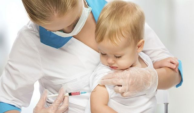 Vaccinarea bebelusului