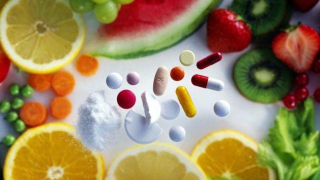 Vitamine și minerale pentru copii, adulți și bătrâni