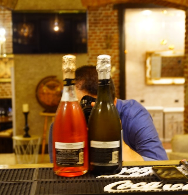 Prosecco și Lambrusco la Five Continents