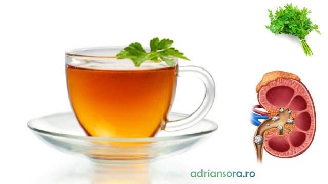 ceaiul care dizolvă pietrele la rinichi