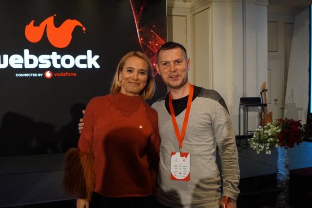 Webstock 2018 cu Andreea Esca