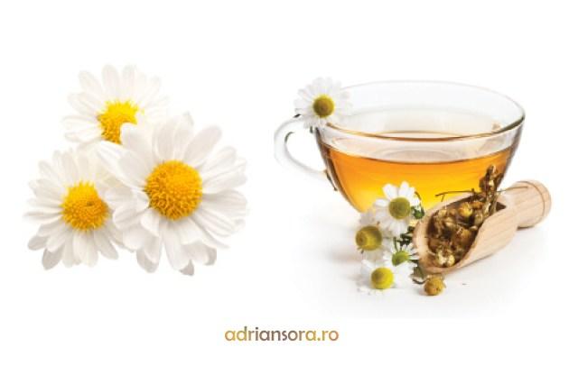 Ceaiul de mușețel