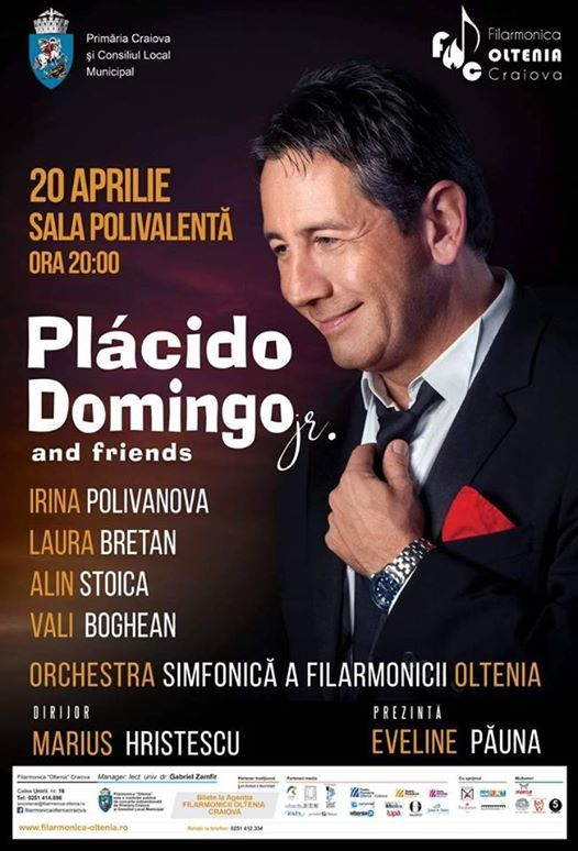 Plácido Domingo jr