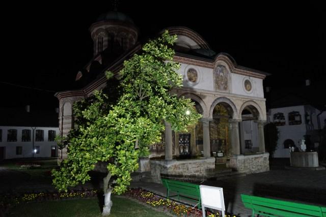 Valea Oltului - Mănăstirea Cozia