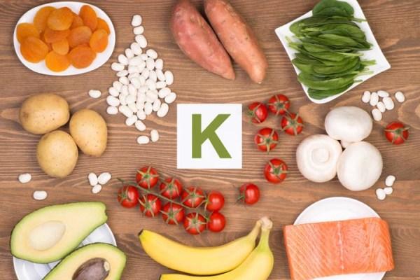 Vitamina K – Surse importante