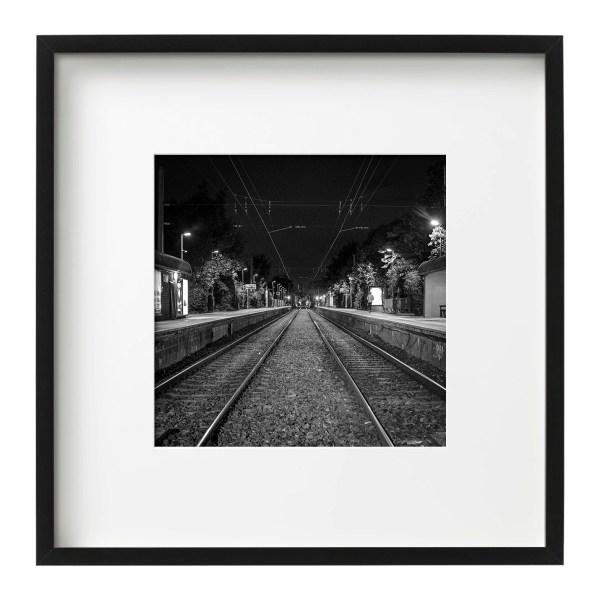 Night Tracks - Street Photography