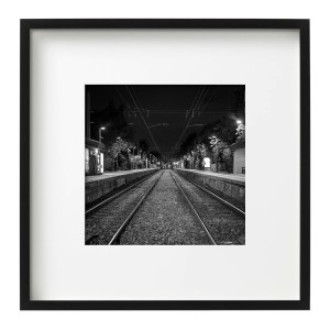 Night Tracks - Street Photography