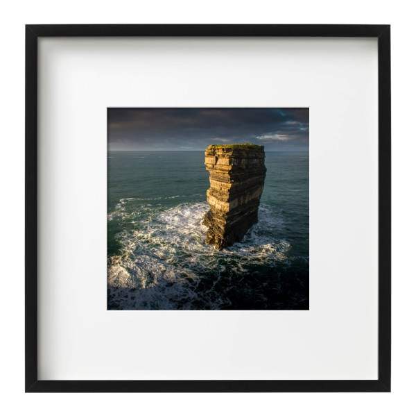 Dún Briste Sea Stack Downpatrick