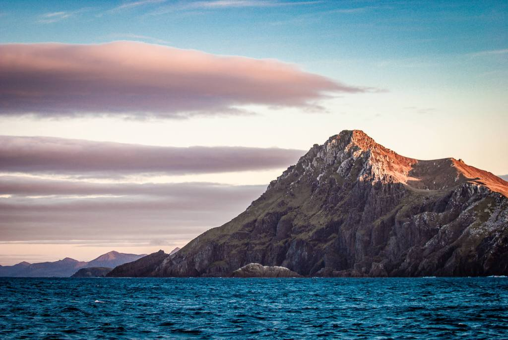 Cape Horn Southern Ocean Chile