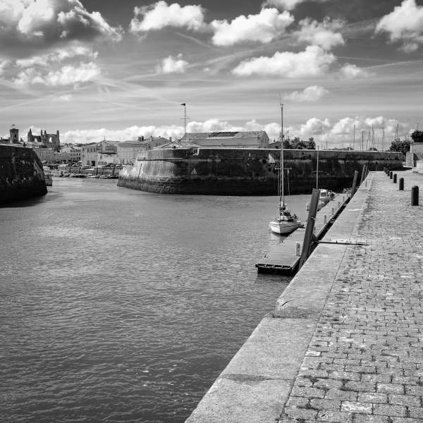 Le Port de La Flotte - Ile de Ré.
