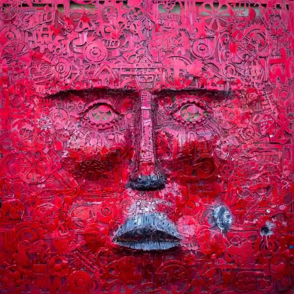 Art Sculpture Peace Wall West Belfast