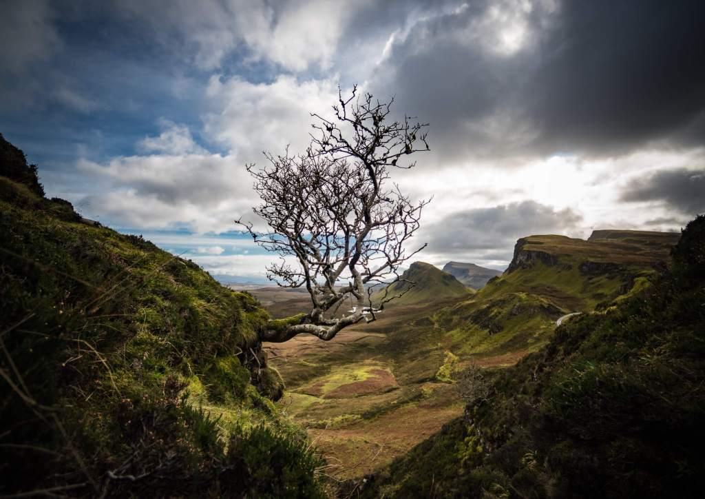 Viewpoint - Storr, Isle of Skye.