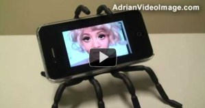 iPhone Accessories Unboxing and Review -- Spider Podium