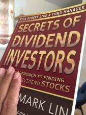 Secrets of Dividend Investors Book Review