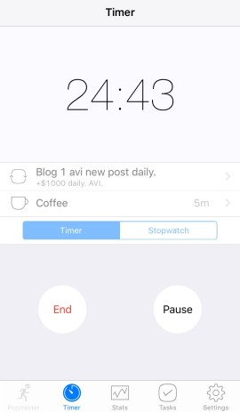 Procraster App Review