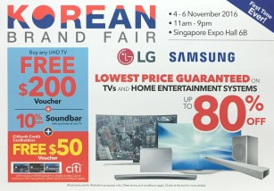 Korean Brand Fair | 4 – 6 November 2016 | Pg2